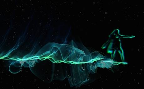 Northern Lights Ceilidh - animation still 1