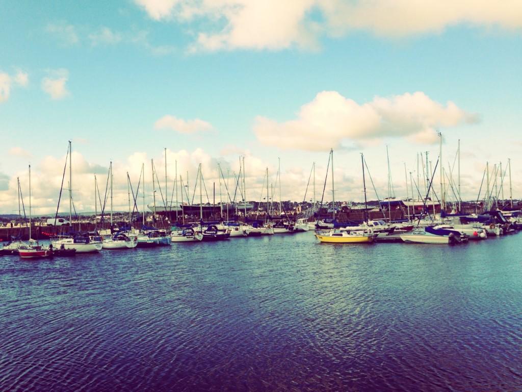 Tayport, cycling, scotland, dundee