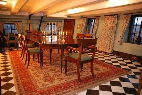 captains cabin