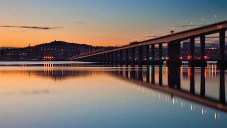Dundee City Reflections