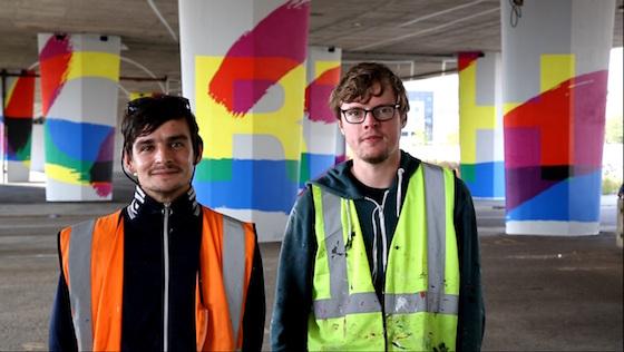 Fraser Gray & Martin McGuiness