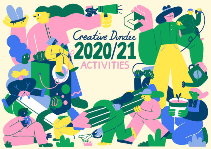 Annual Activities Overview 2020/21 illustration