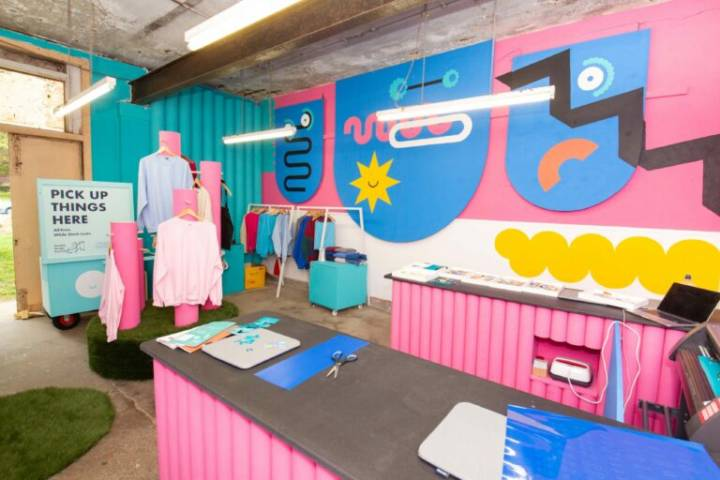 Dundee design festival 2021 Finlathen Design house -